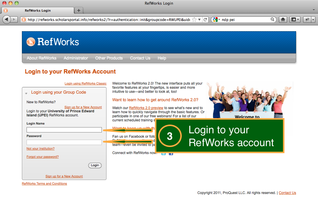 refworks download write and cite mac