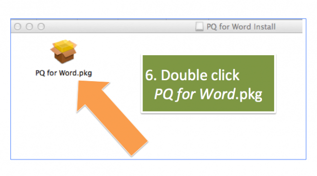 How to write click on a mac